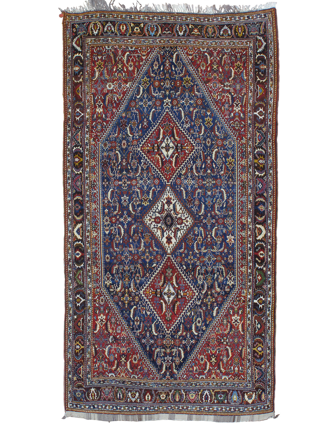 Antique Qashqai Rug